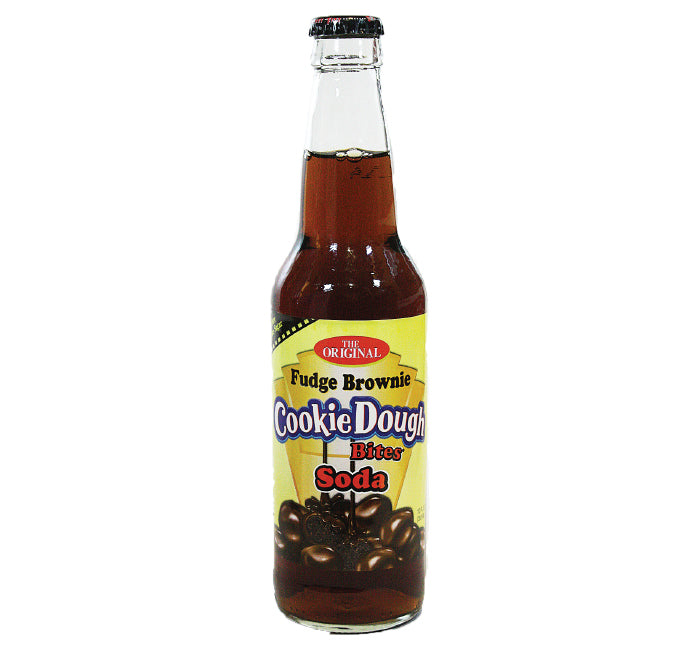 The Original - Fudge Brownie Cookie Dough Bites Soda - Ganje's