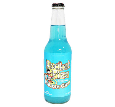 Rocket Fizz - Bubble Gum Soda - Ganje's