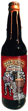 Gold Mine Root Beer - Ganje's
