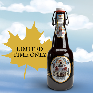 Virgils - Bavarian Nutmeg Root Beer - Limited Edition - Ganje's