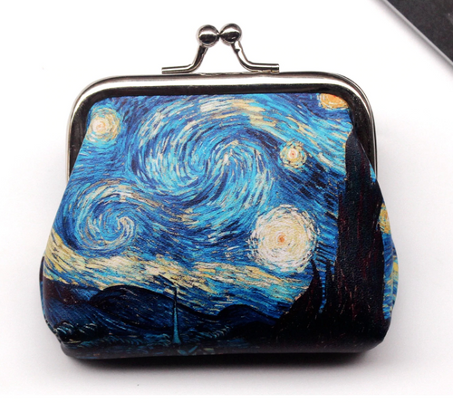 Coin Purse - Painting Collection - Ganje's
