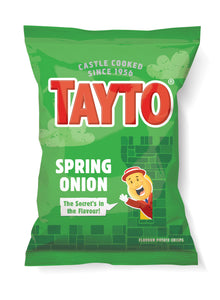 UK - Tayto Potato Crisp - Spring Onion - Ganje's