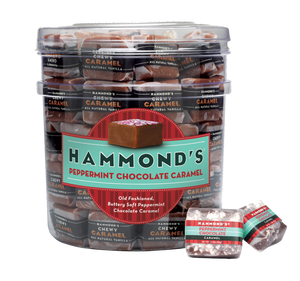 Hammonds - Chocolate Peppermint Caramel Bites - Ganje's
