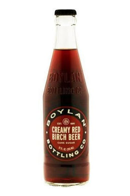 Boylan - Creamy Red Birch Beer Soda - Ganje's