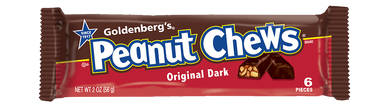 Goldenberg's Peanut Chews - Original Dark - Ganje's