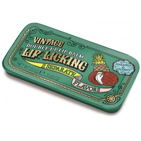 Vintage Lip Licking Tin - Double Up Lip Balm - Ganje's