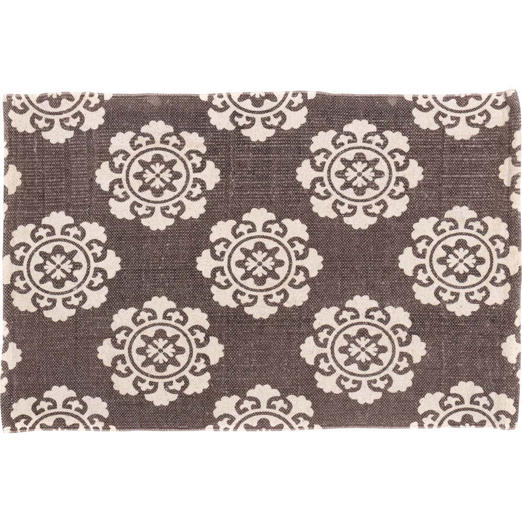 Ceylon Mauve Rug - Several Sizes - Ganje's