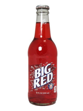 Big Red Soda - Ganje's