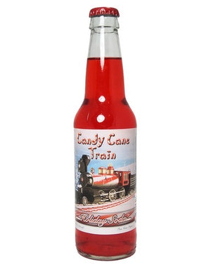Rocket Fizz - Candy Cane Train Soda - Ganje's