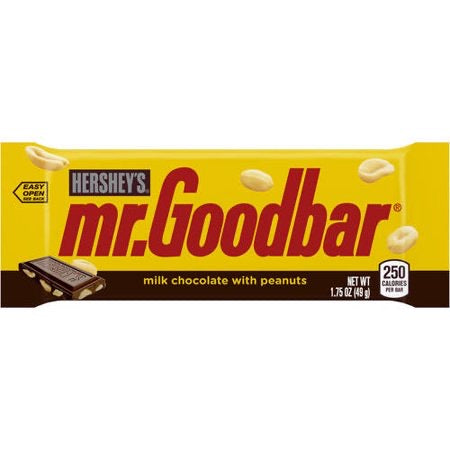 Hershey's - Mr Goodbar - Ganje's