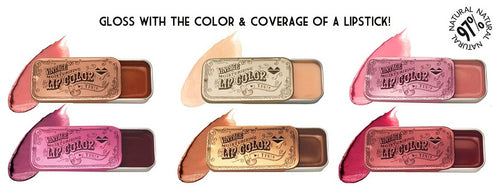 Vintage Lip Color - Several Colors/ Flavors - Ganje's