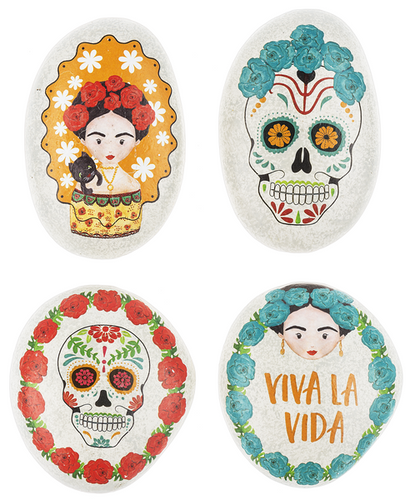 Day of the Dead - Art Rocks - Ganje's
