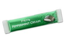UK Cadbury - Frys Peppermint Cream - Ganje's