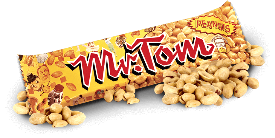 UK - Mr. Tom Seriously Nutty - Peanut Brittle Bar - Ganje's