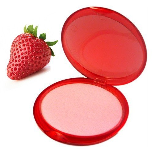 UK - Pocket Paper Soap - Strawberry - Ganje's