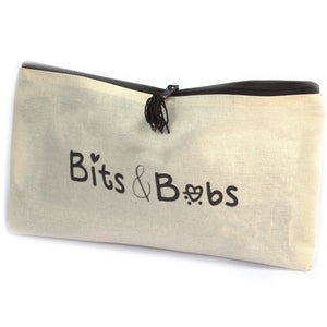 Get Organized Zip Pouches - Bits and Bobs - Ganje's