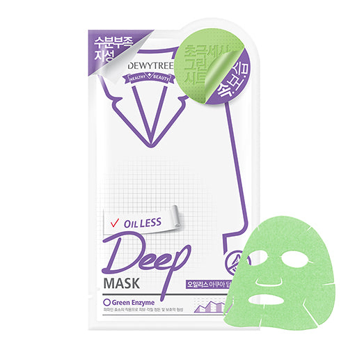 Oil Less Aqua Deep Mask