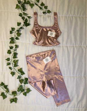 Sweet Satin Set