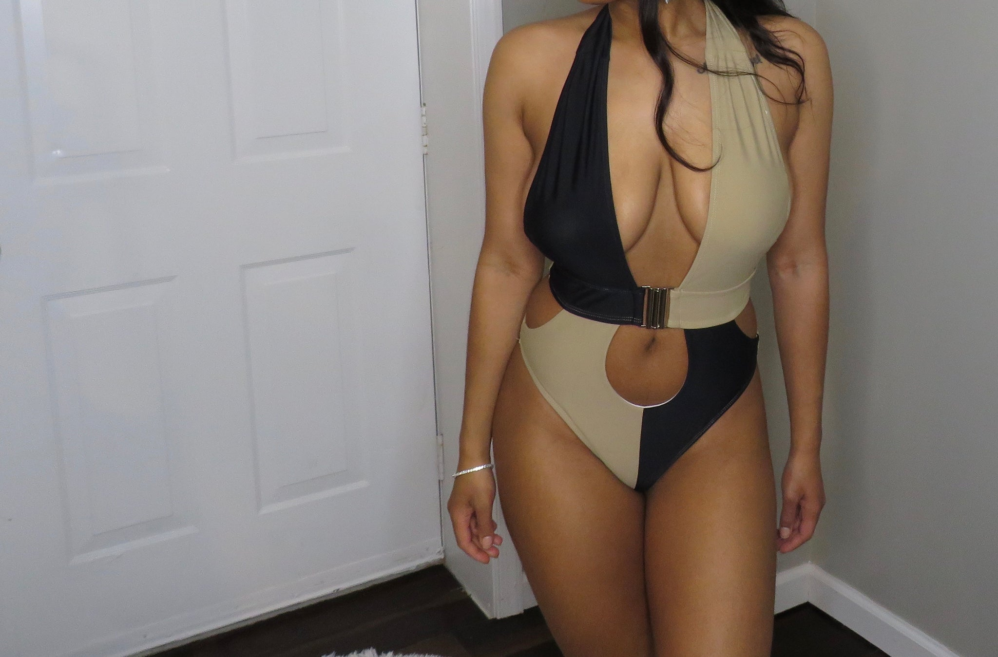 Cut it out swimsuit
