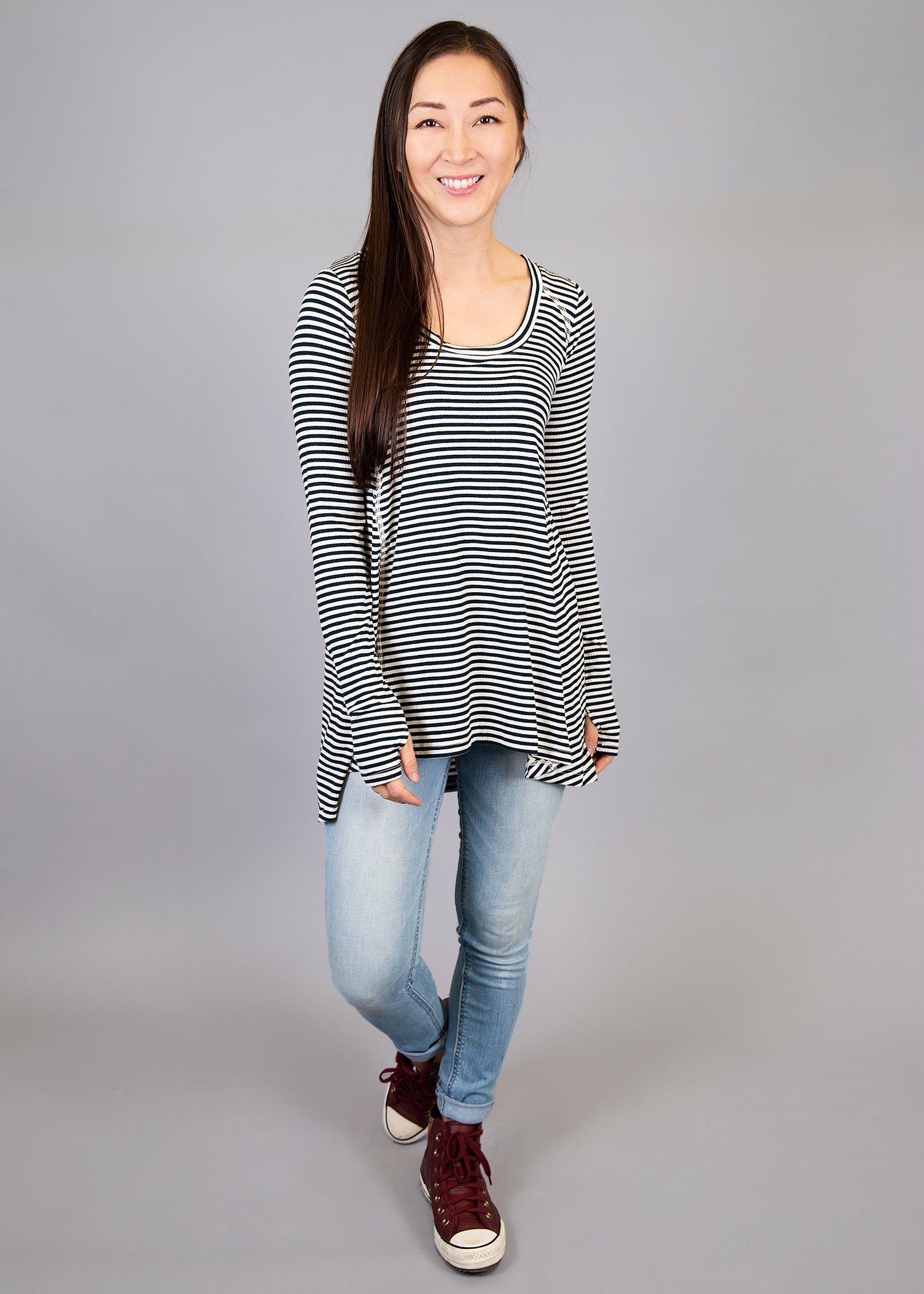 Jade Long Sleeve Top