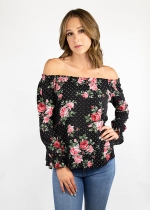 Willow Top in Florals