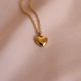 """Canilee"" Heart Necklace"
