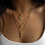 """Mary"" Pendant Necklace"