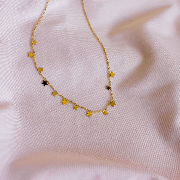 """Starry Night"" Necklace"