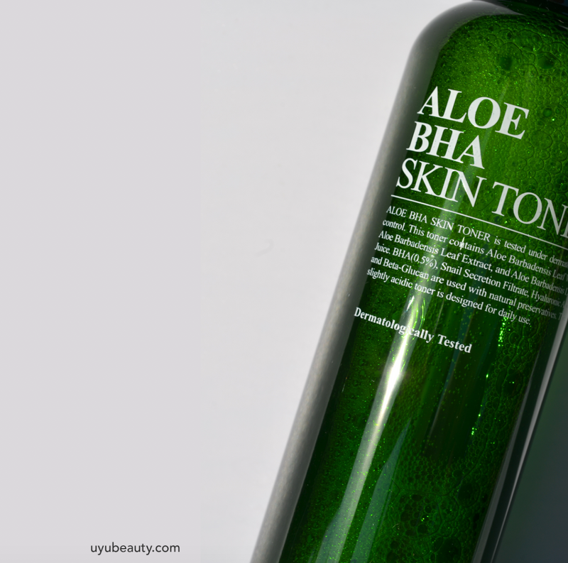 Aloe BHA Skin Toner 200ml - uyubeauty