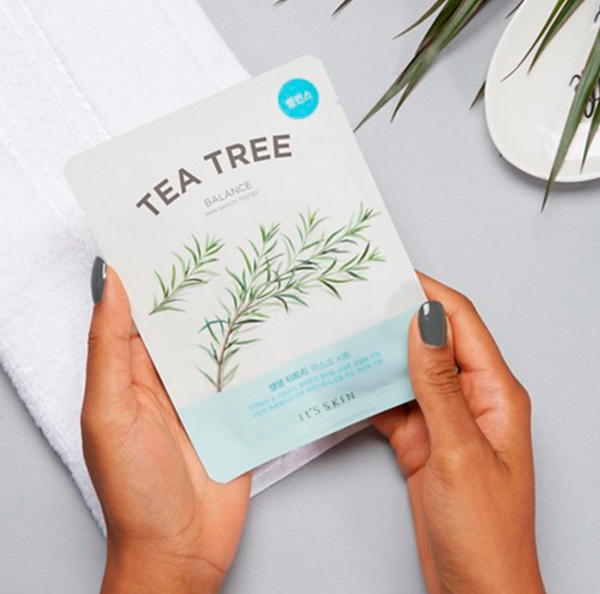 IT´S SKIN The fresh mask sheet - Tea tree - uyubeauty