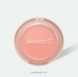 Peach C Cotten Blusher #Rose P Cheek