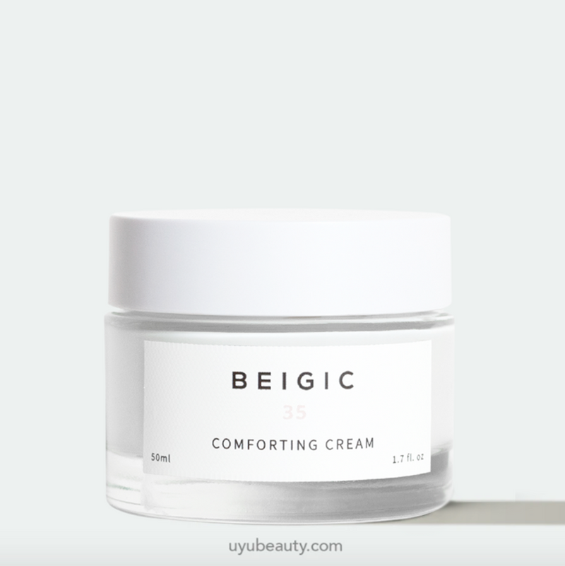 Comforting Cream / Silicon Free, Deep Hydration