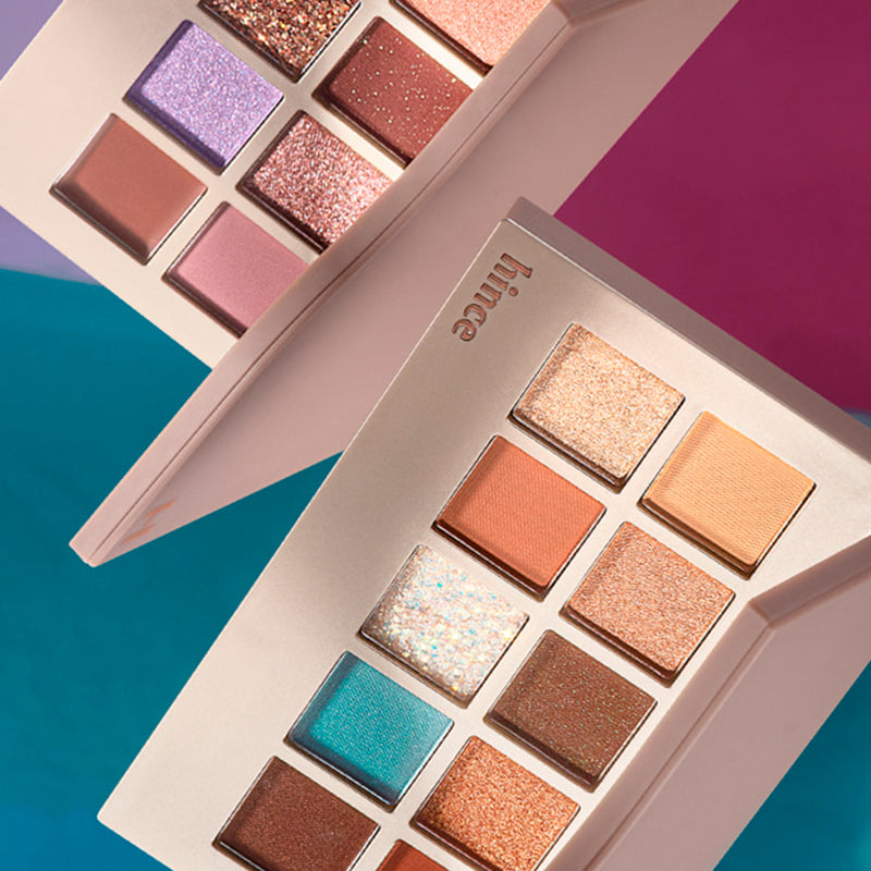 New depth eyeshadow palette #01 Gentle & Firm