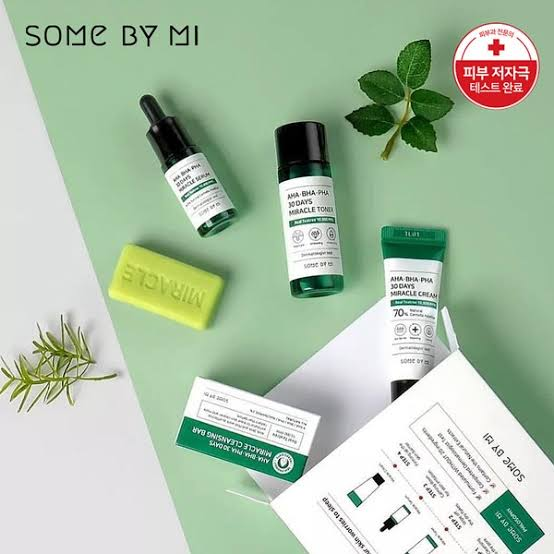 SOME BY MI AHA.BHA.PHA 30 DAYS Miracle Starter Kit (4pcs)