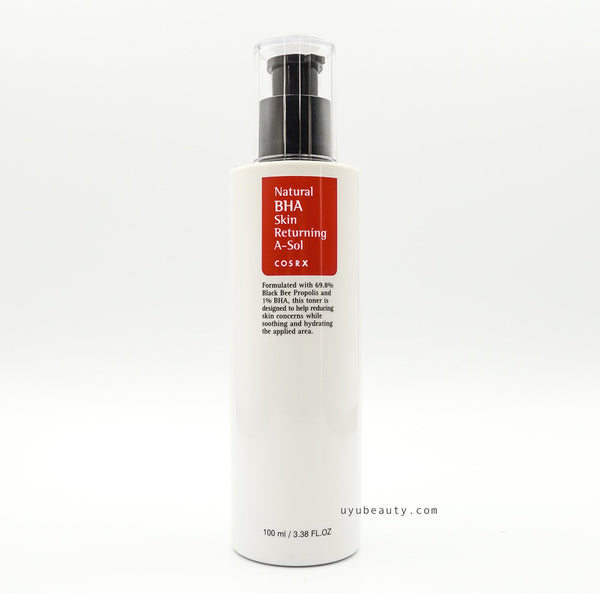 Natural BHA Skin Returning A-Sol 100ml