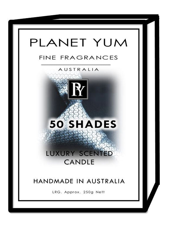 Fifty Shades Luxury Scented Candle