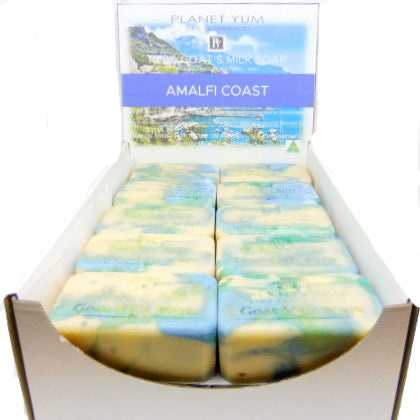 Amalfi Coast Everyday Goat Milk Soap