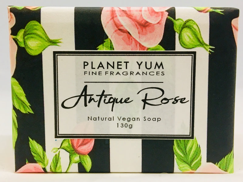 Antique Rose Vegan Soap