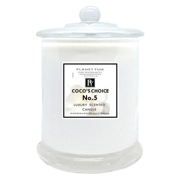 Coco's Choice Luxury Scented Candle
