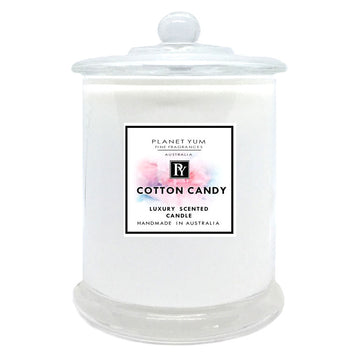 Cotton Candy Luxury Scented Candle