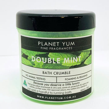 Double Mint Bath Crumble