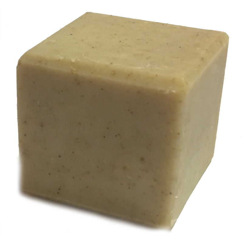 Almond Unscented Vegan Soap