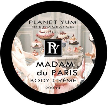 Madam de Paris Body Butter