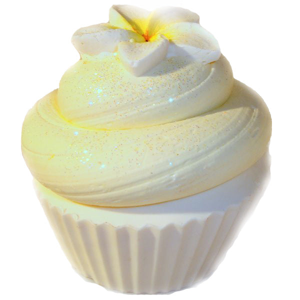 Frangipani Cupcake Soap (TEMPORARILY OUT OF STOCK)