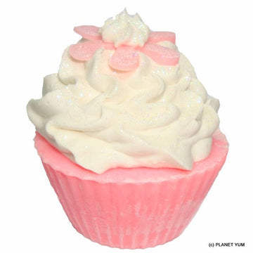 Lily Cupcake Soap