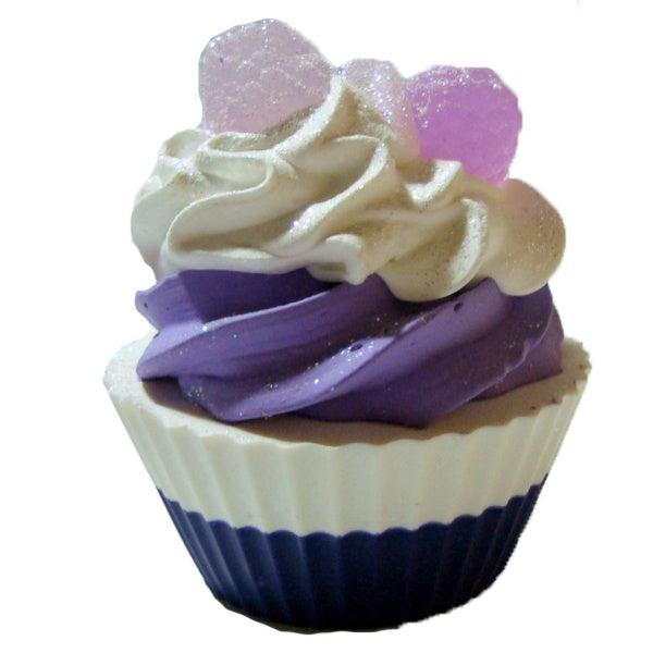 Mulberry Jubes Cupcake Soap