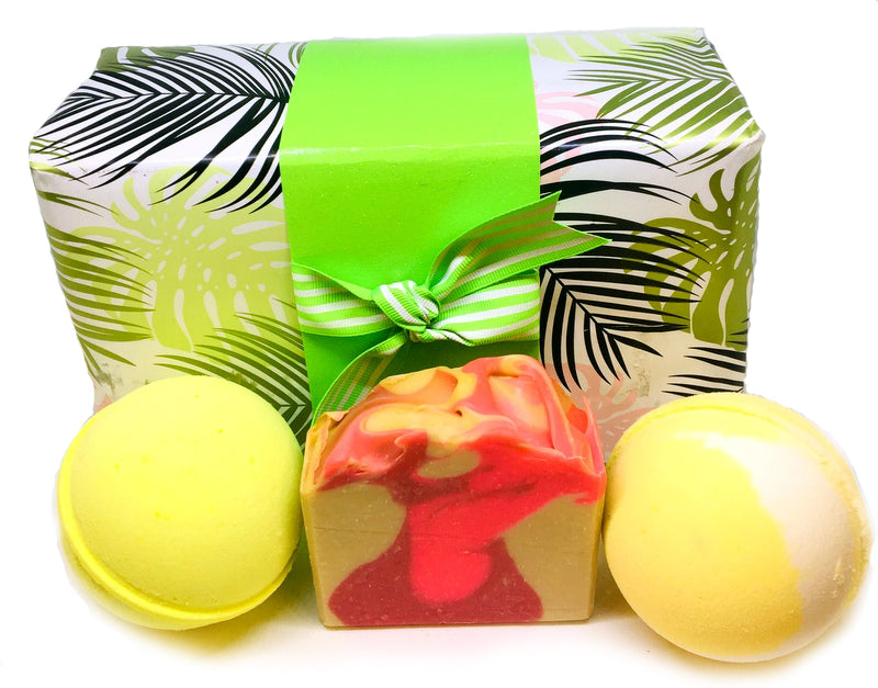 Tropical Thank You Gift Box