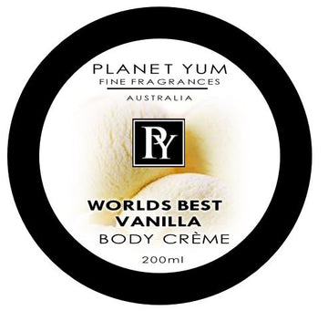 World's Best Vanilla Body Butter