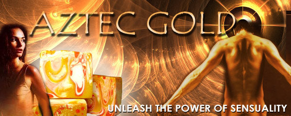 Aztec Gold Artisan Goat Milk Soap