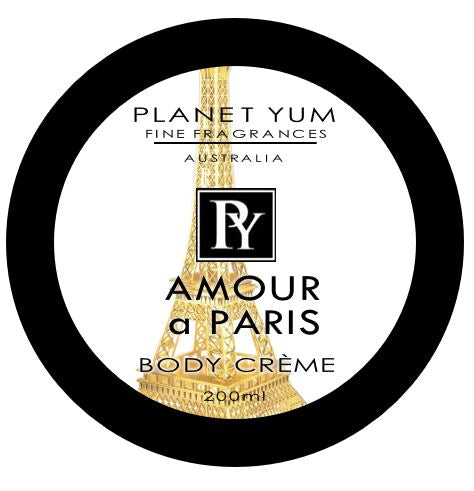 Amour a Paris Body Butter